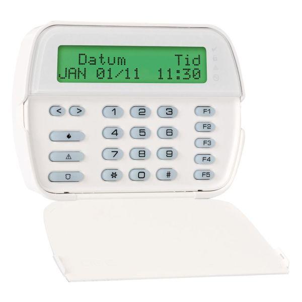 Manöverpanel DSC 110792 för Power-serien