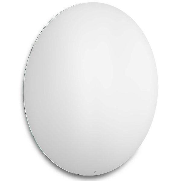 Spegel Gustavsberg Graphic rund, för väggmontage Ø80 cm