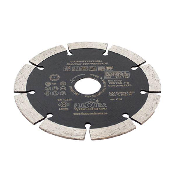 Diamantklinga Flexxtra 100192  125 mm