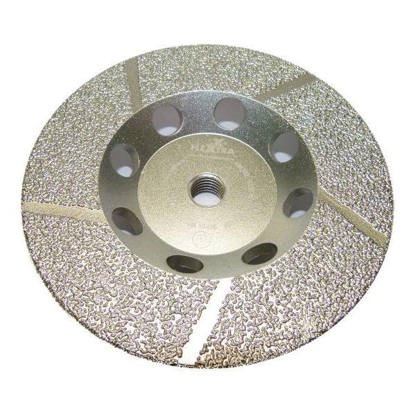 Diamantslipskål Flexxtra 100162 M14, 125 mm