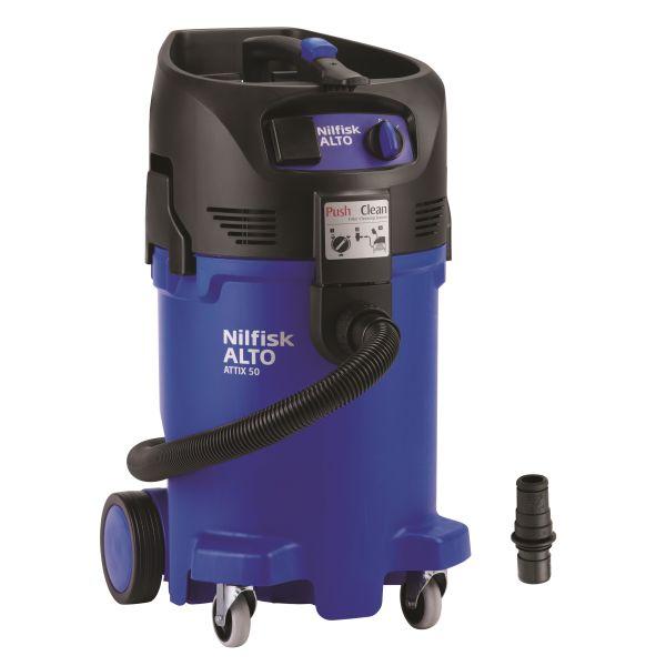 Våt- och torrdammsugare Nilfisk ATTIX 50-21 PC EC