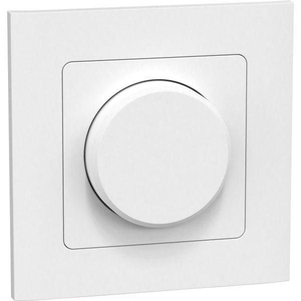 Dimmer Gelia Connect 2 Home med bakkantsstyrning, LED 3-100 W