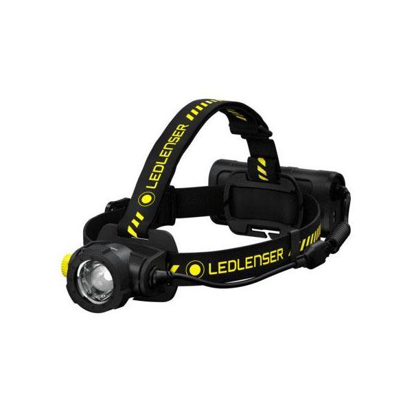 Pannlampa Led Lenser H15R Work 3 st. ljusfunktioner, 2500 lm