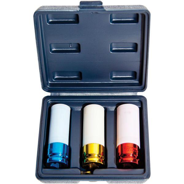 Hylsesett GELINS-KGK 4202012 17, 19, 21 mm