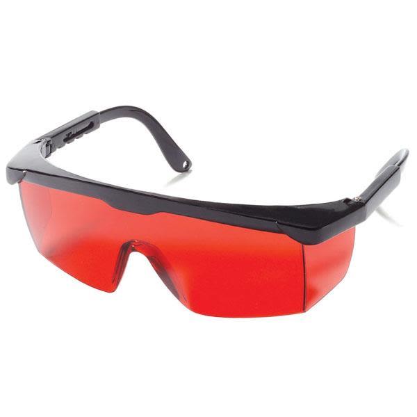 Laserglasögon Ironside 102257  Röda