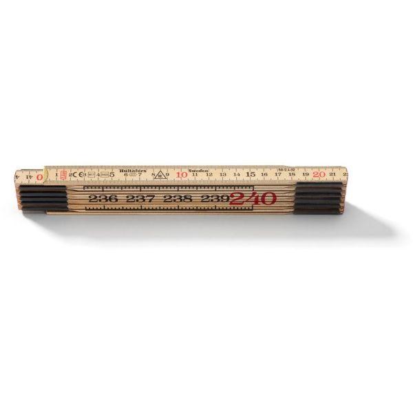 Meterstokk Hultafors 59-2.4-12 2,4 m