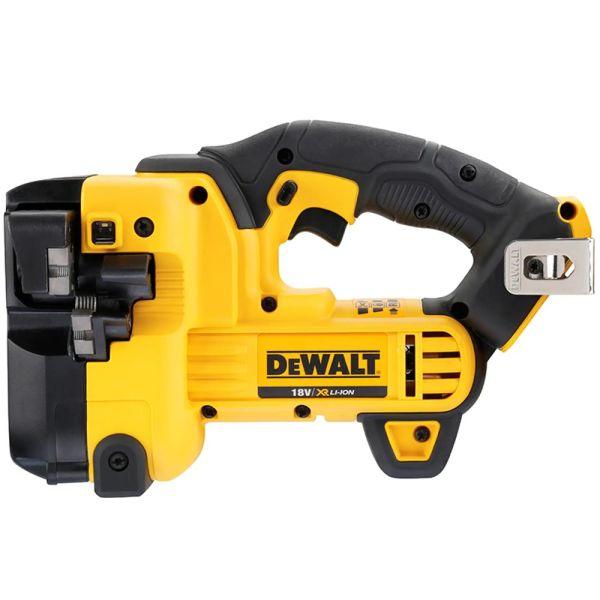 Gängstångskap Dewalt DCS350N utan batterier och laddare