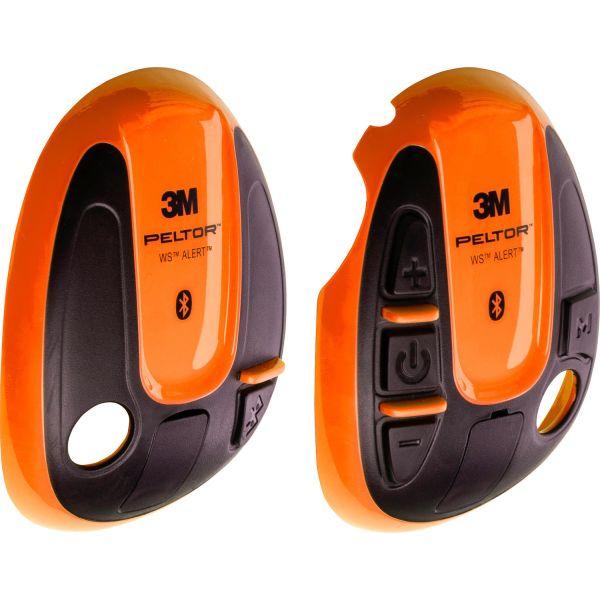Skal 3M Peltor 7100246983 till WS ALERT, orange