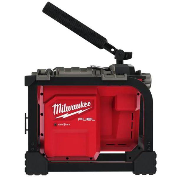 Seksjonskabelmaskin Milwaukee M18 FCSSM-121 med batteri og lader