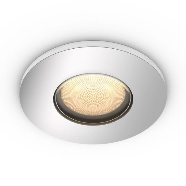 Downlight Philips Hue White Ambiance Adore krom, 5 W,  350 lm