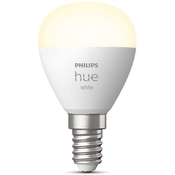LED-lampe Philips Hue White 5,7 W, P45, E14