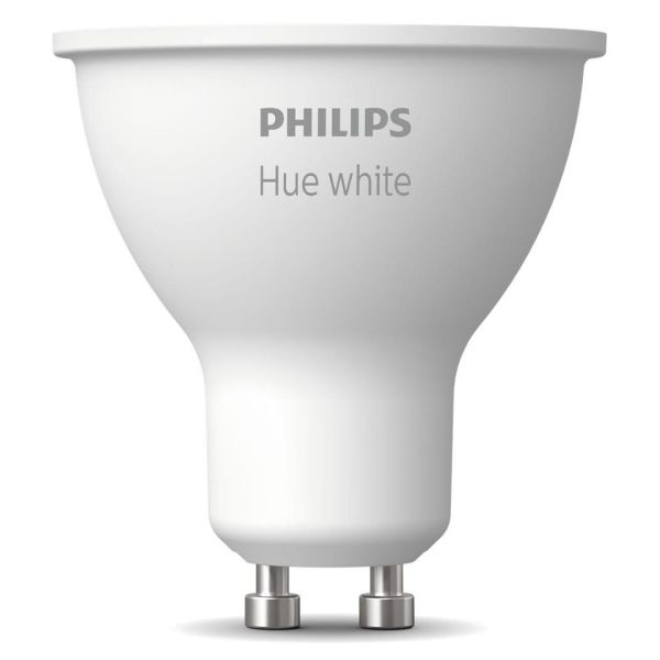 LED-lampe Philips Hue White 5.2 W, GU10
