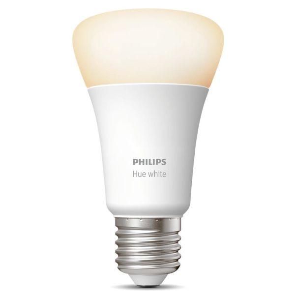 LED-lampe Philips Hue White 9 W, E27, A60