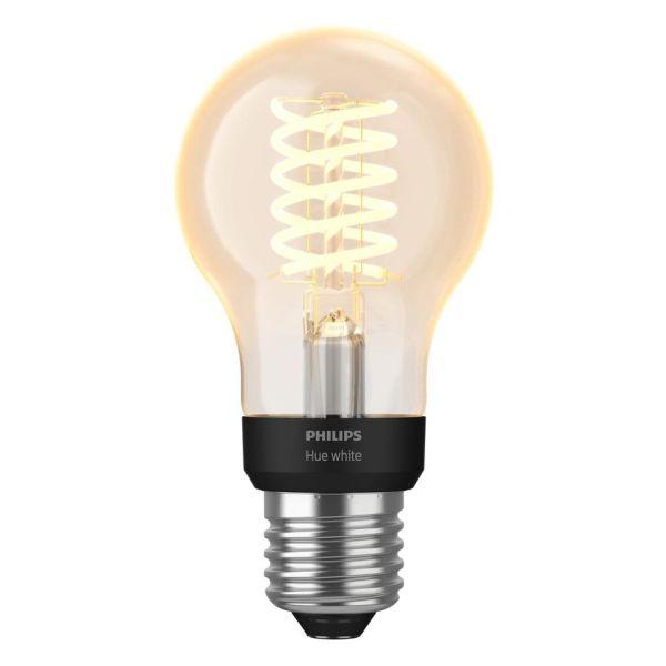 LED-valo Philips Hue White 7 W, E27, filamentti