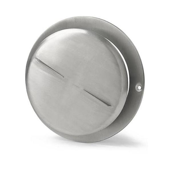 Tallriksventil Habo 80 Ø 200 mm, aluminium