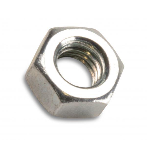 Sexkantsmutter Heco 9605134 M6M, förzinkad M8, 25-pack