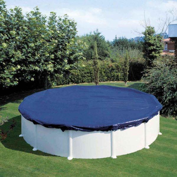 Bassengdekke Planet Pool Standard for runde bassenger Ø350/360 cm