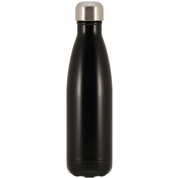 Termospullo Vildmark 205041 0,5 l, musta