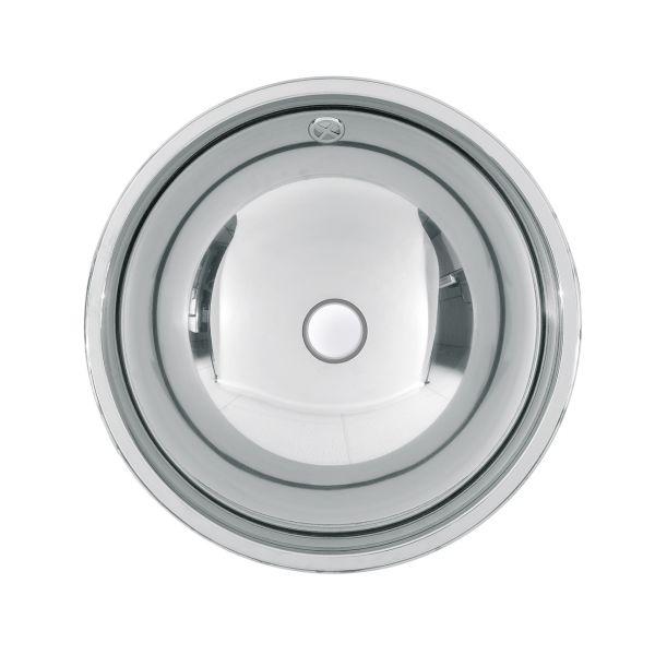 Tvättställ Franke RNDX420 runt, 456 x 160 mm