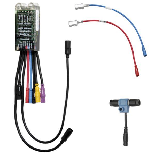 Elektronisk modul Franke ZAQUA031 för varmvattenberedare