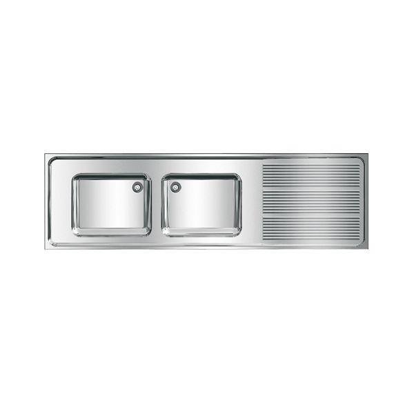 Diskbänk Franke MAXS212-200 200 x 60 cm
